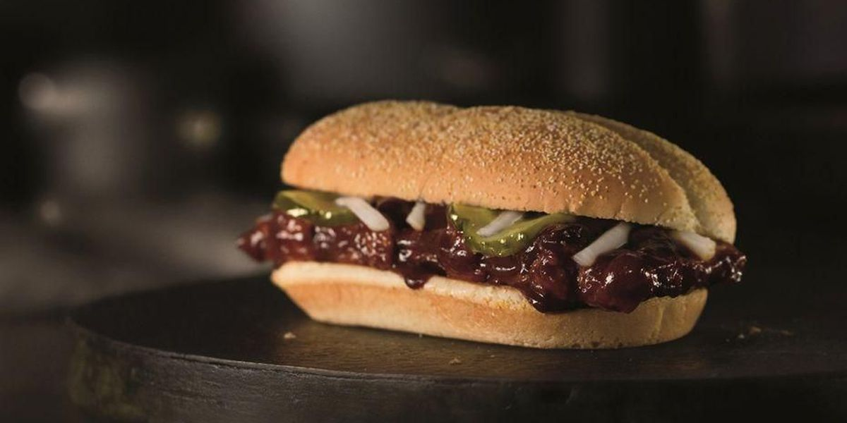 The McRib Finder app is here to help you prepare for the sandwich's return