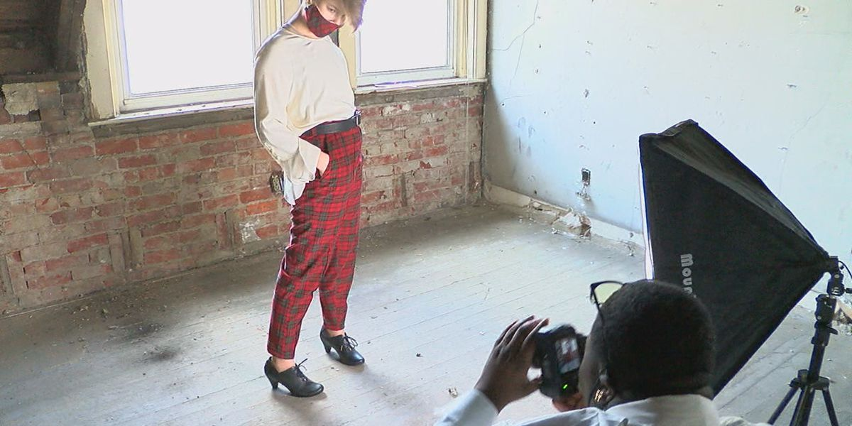 High school students hold annual fashion fundraiser despite pandemic