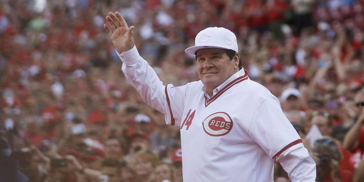 Report: Pete Rose ban upheld by Baseball Hall of Fame