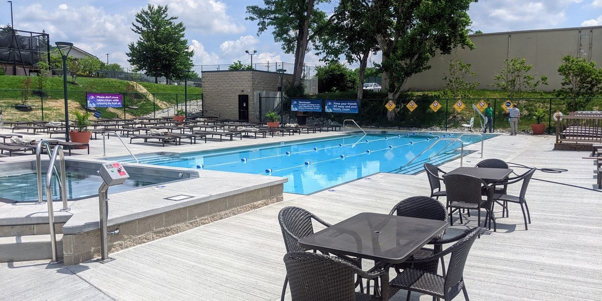 Cincinnati Sports Club opens adults only pool