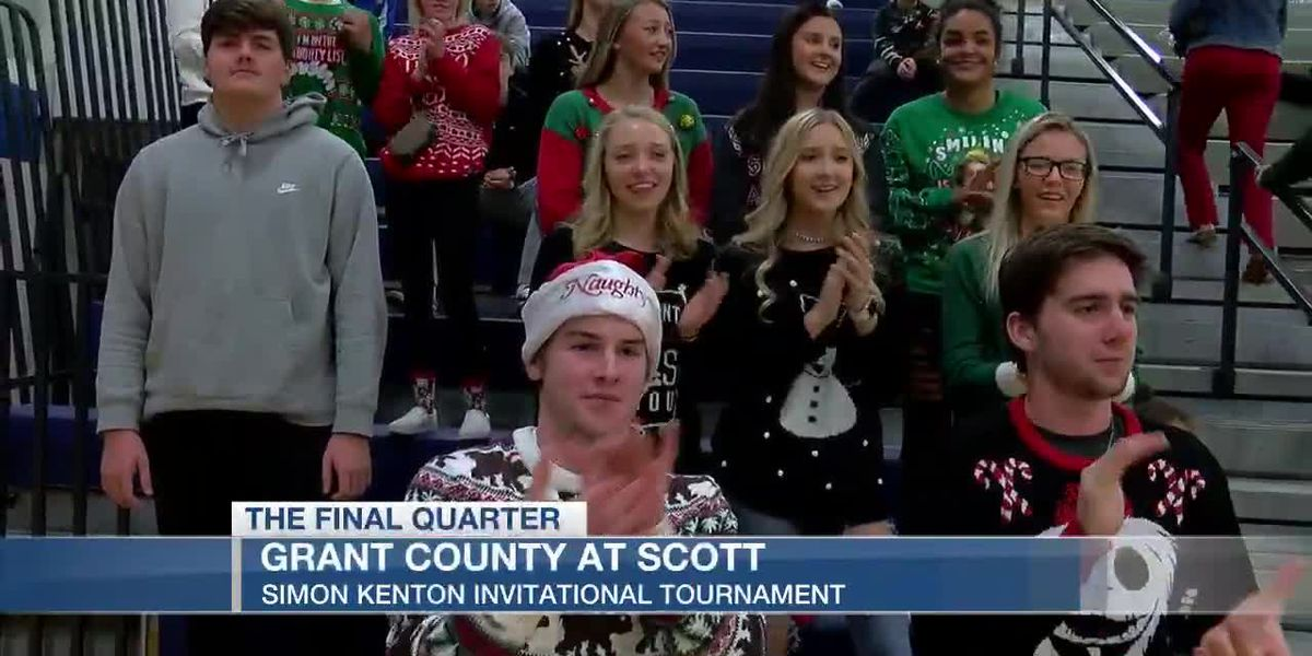 Grant County takes down Scott