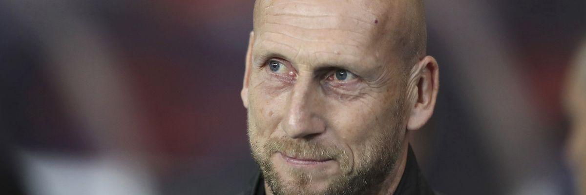 FC Cincinnati names Jaap Stam new head coach