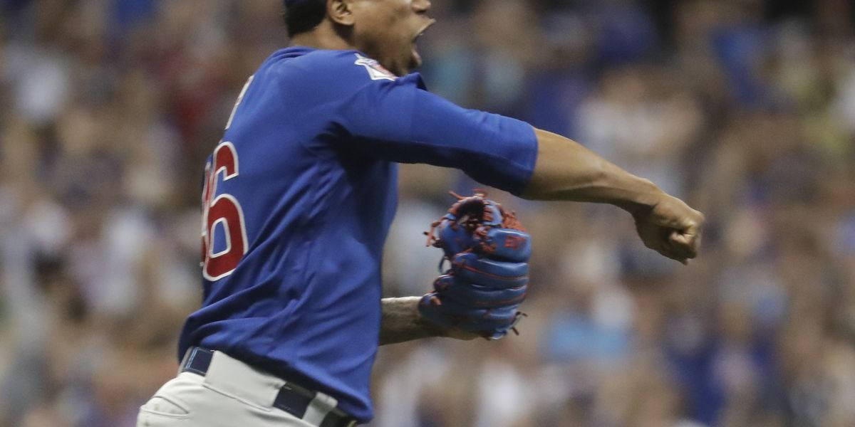 Cubs' Strop calls Puig 'Stupid' after benches clear in Reds 6-0 loss