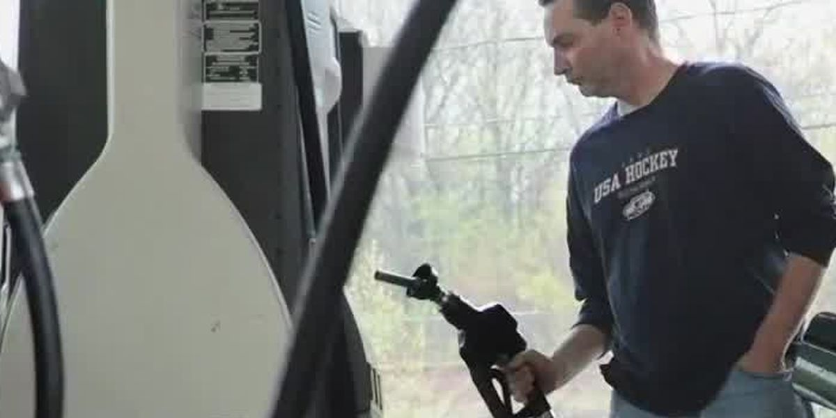 Gas prices fall as oil producers prepare for price war