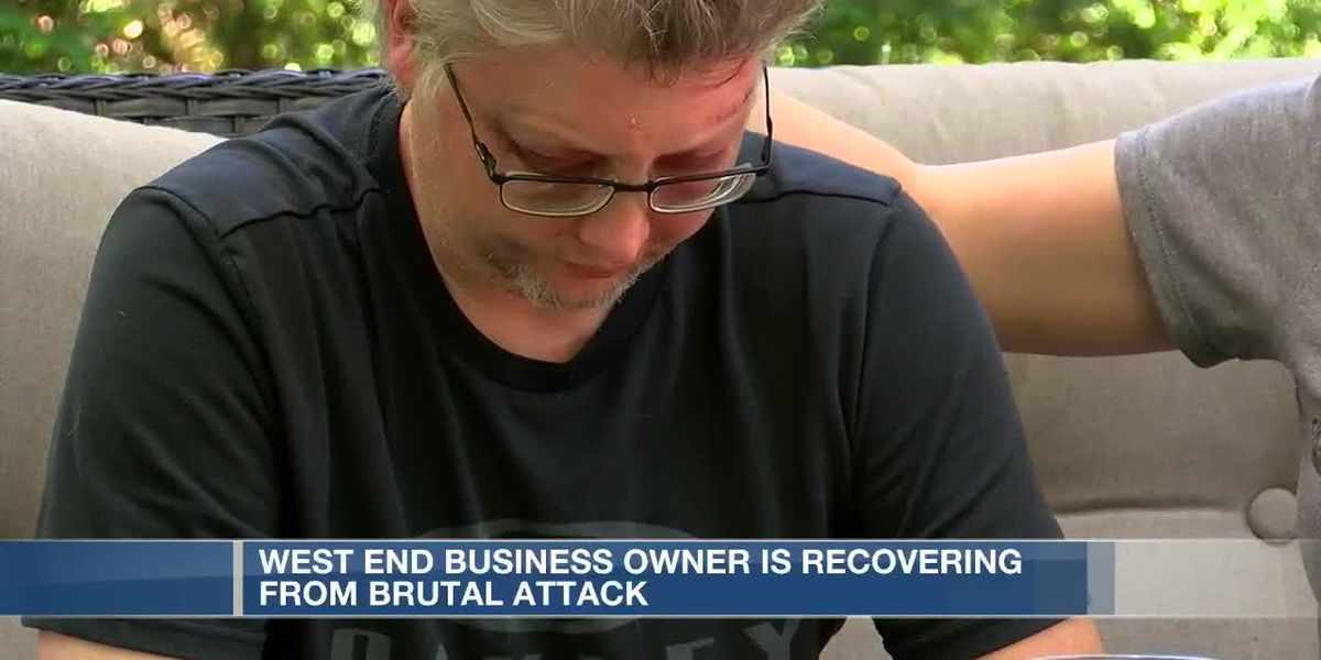 West End business owner recovering from brutal attack