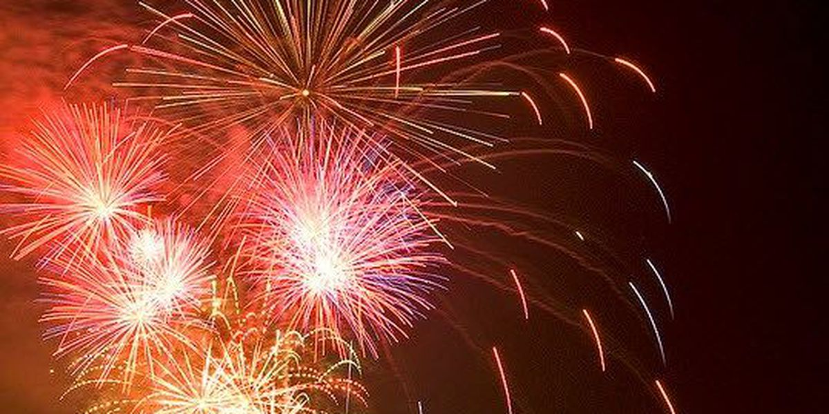 TIPS: When to call police about fireworks