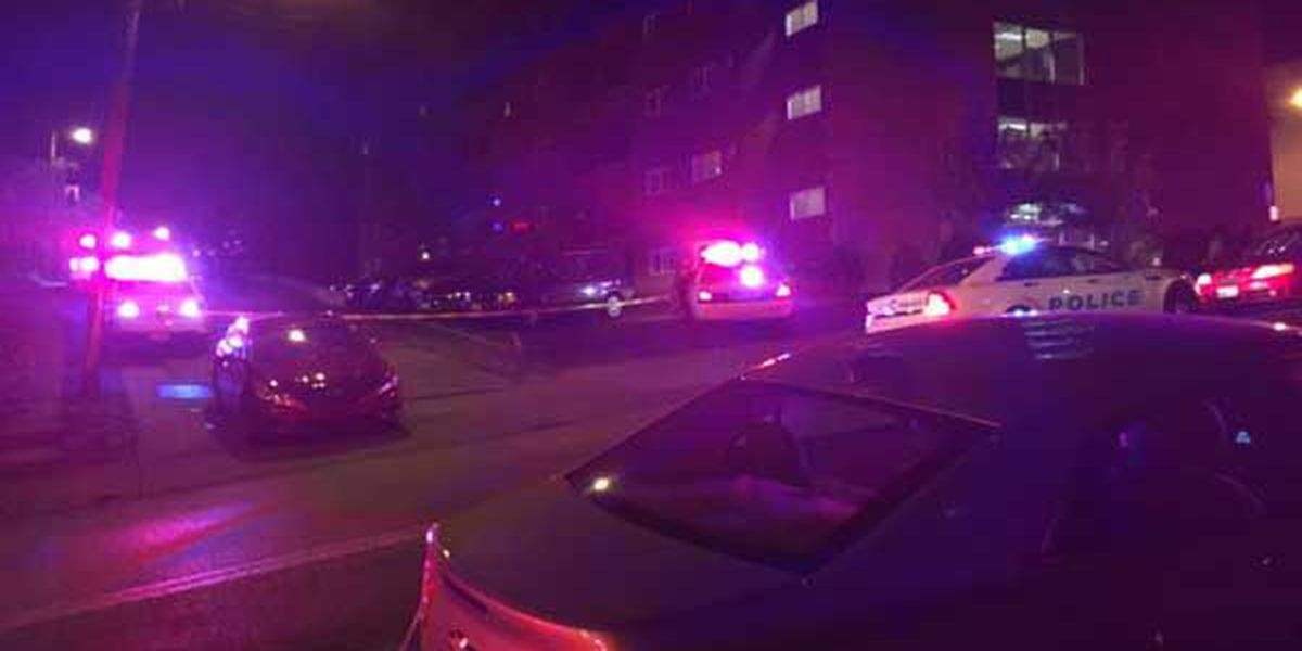 Triple shooting inside University Heights party