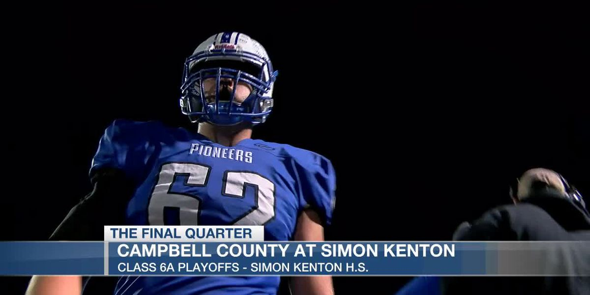 Simon Kenton beats Campbell County in 6A playoffs