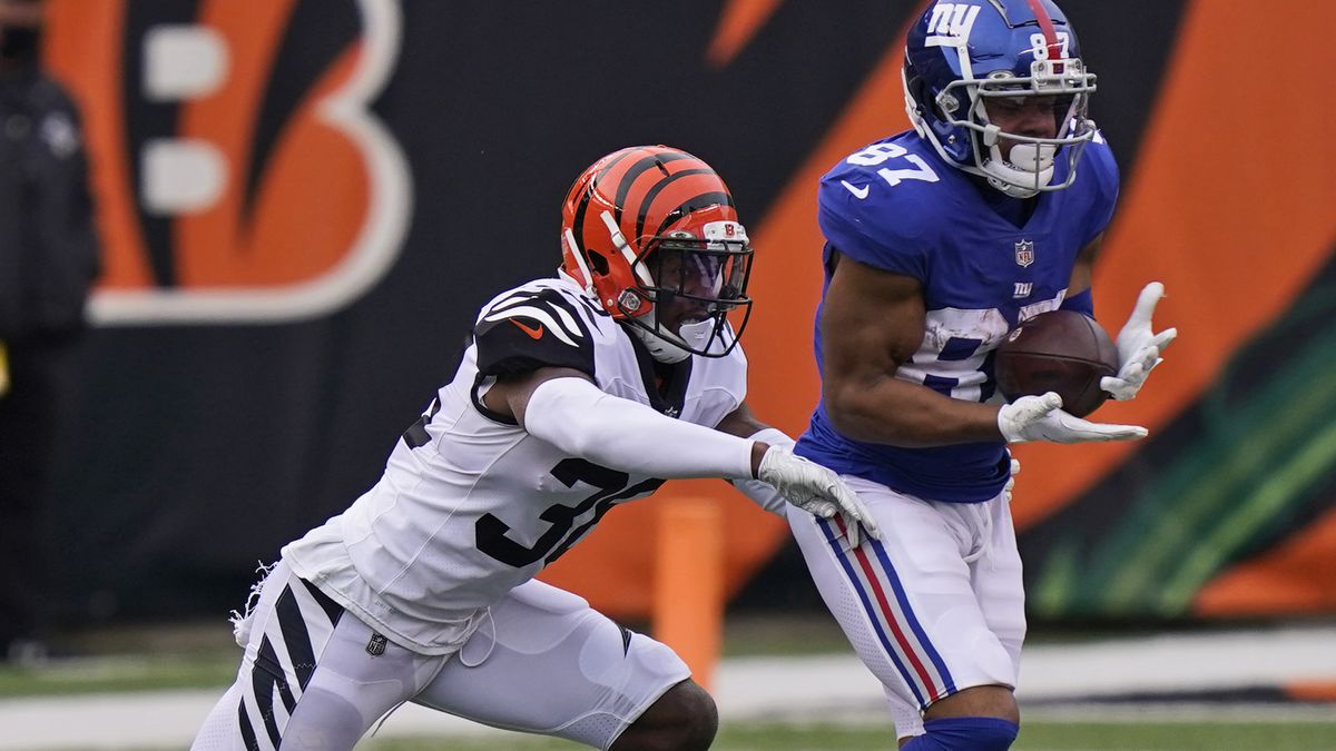 Bengals lose Sunday's game against New York Giants 19-17