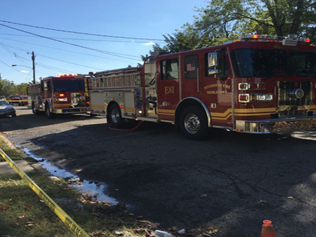 Man found dead in Middletown home following house fire