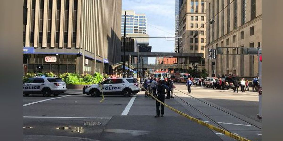 Deputy honored for response that helped save lives during Fifth Third Center shooting