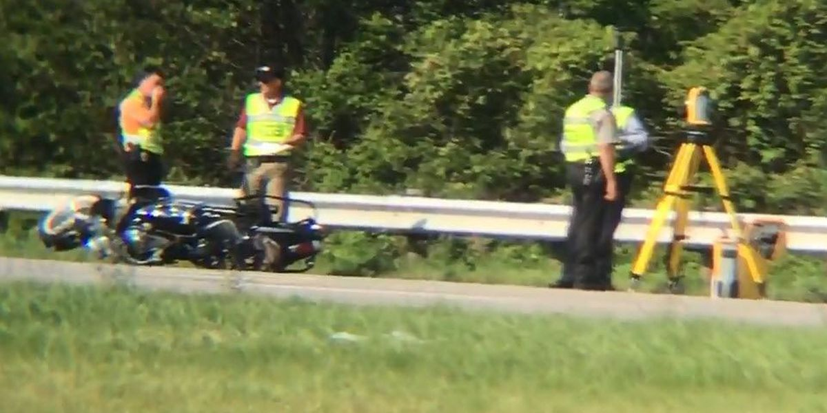 Victim ID'd in I-75 motorcycle crash