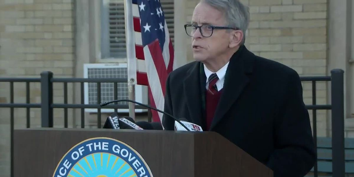 Gov. Mike DeWine and U.S. Surgeon General address vaccine distribution, efforts to stop spread of COVID-19