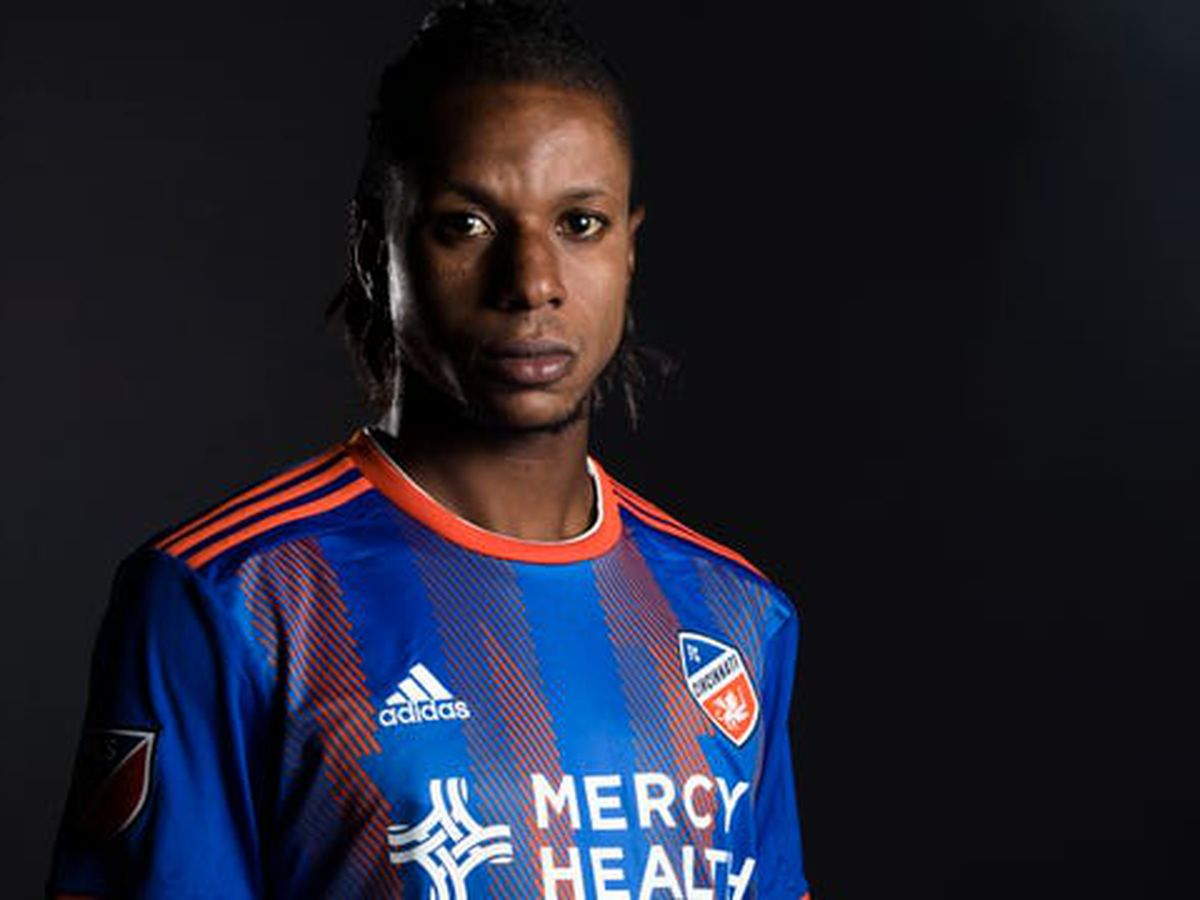 FC Cincinnati's Darren Mattocks facing two felony charges in Pennsylvania