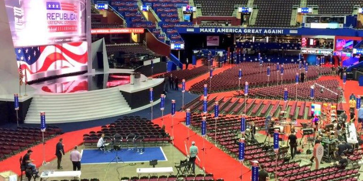 See inside the Republican National Convention