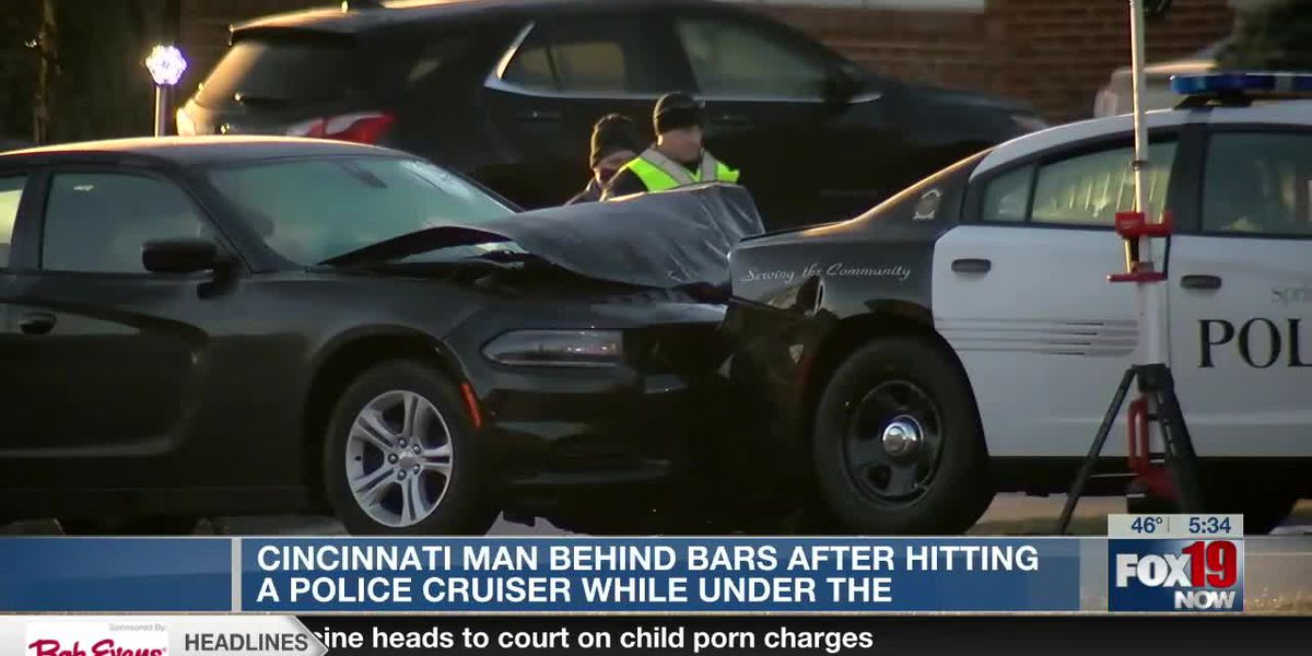 18-year-old charged in crash that injured Springdale officer