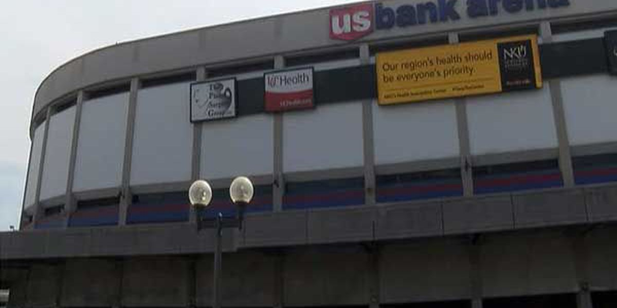 US Bank Arena becomes Heritage Bank Center