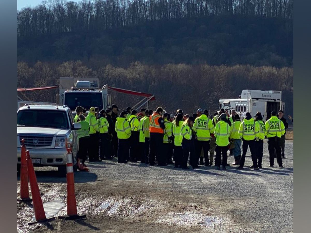 Crews return empty-handed after 6-hour-long search for James Hutchinson and Nylo Lattimore