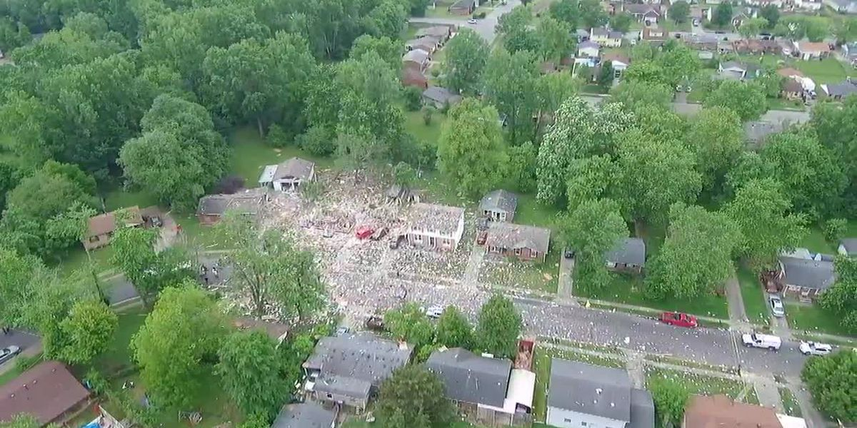 1 killed, 2 injured in Jeffersonville home explosion