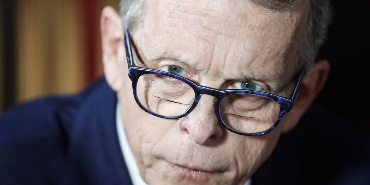 DeWine credited by international media during coronavirus pandemic as 'US governor who saw it early'