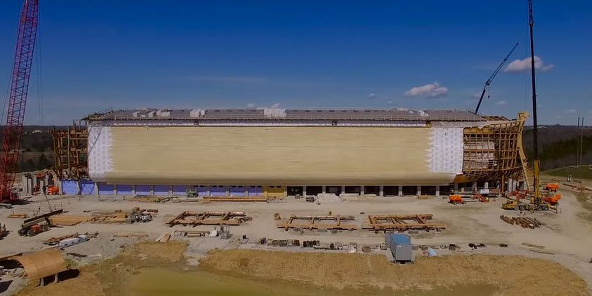 Noah's Ark attraction hiring Christians only