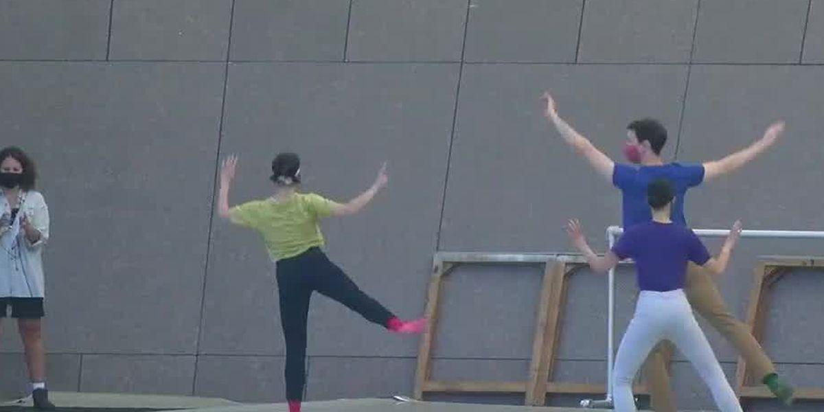 Cincinnati Ballet gears up for first performance in months