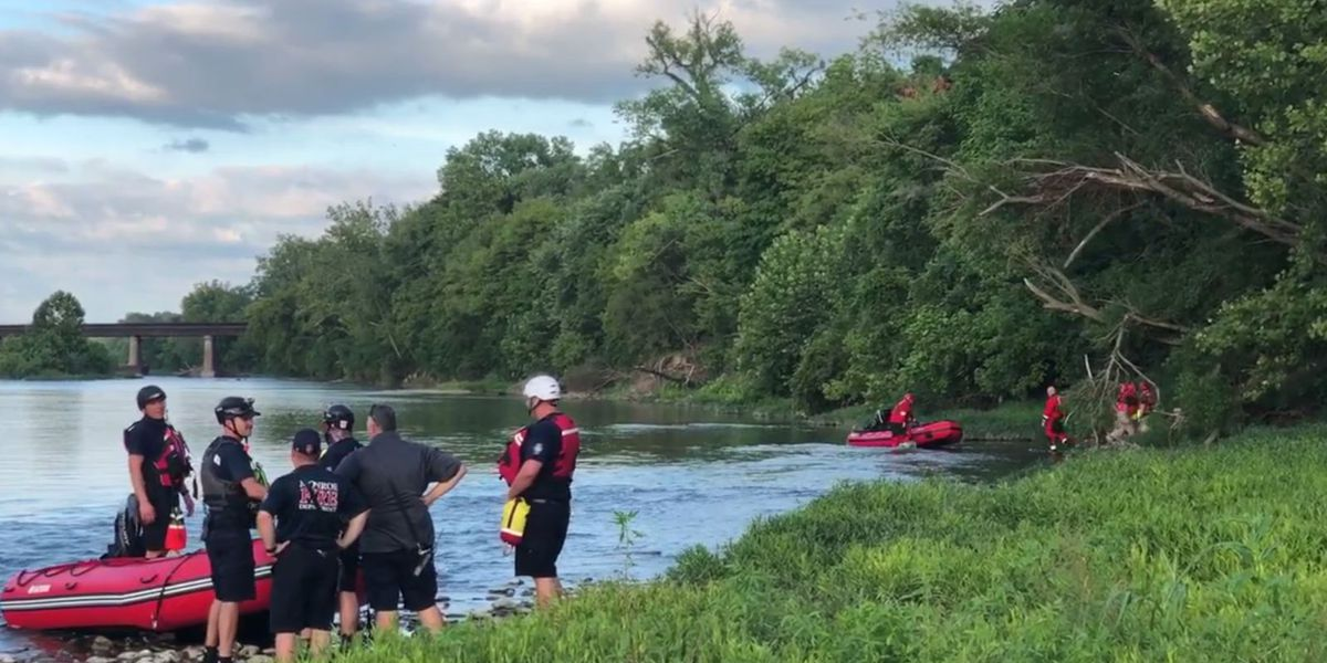 Coroner's office identifies Great Miami River drowning victim