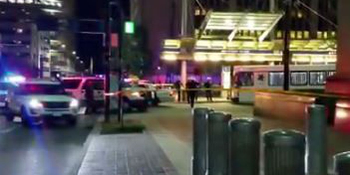 Teen charged with firing at officer on Government Square