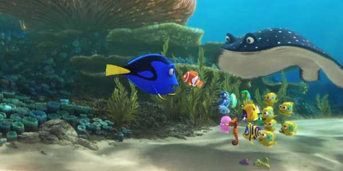 VIDEO: 'Finding Dory' trailer debuts
