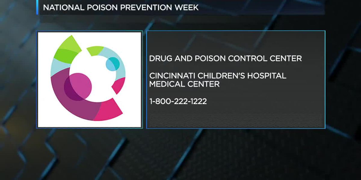 Edibles and National Poison Prevention Week