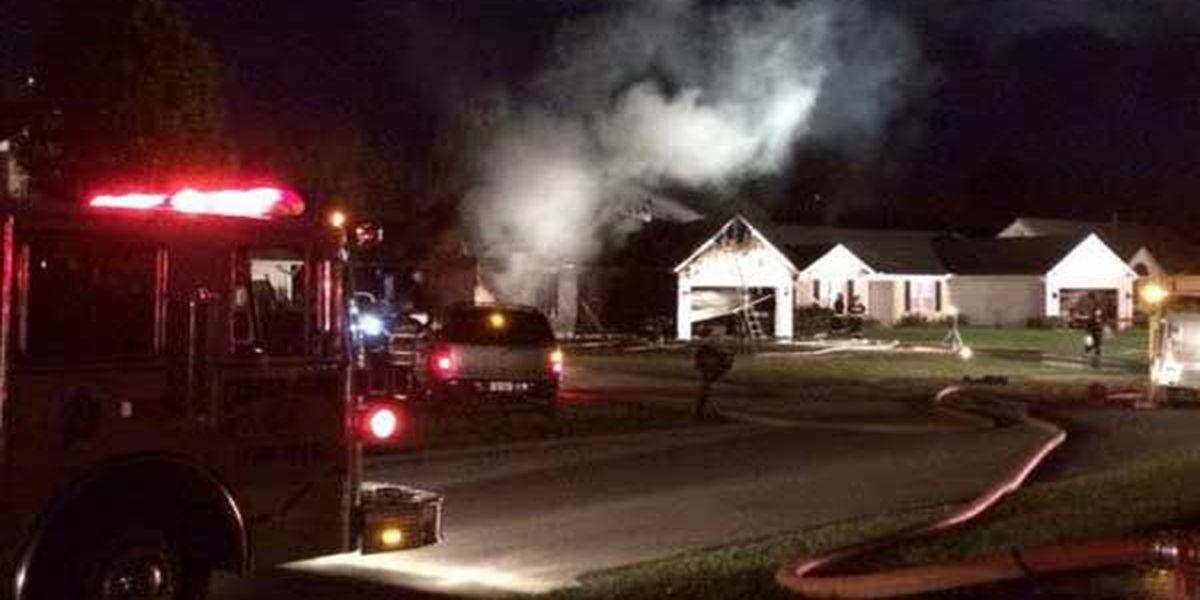 Fire destroys vacant Goshen Township home