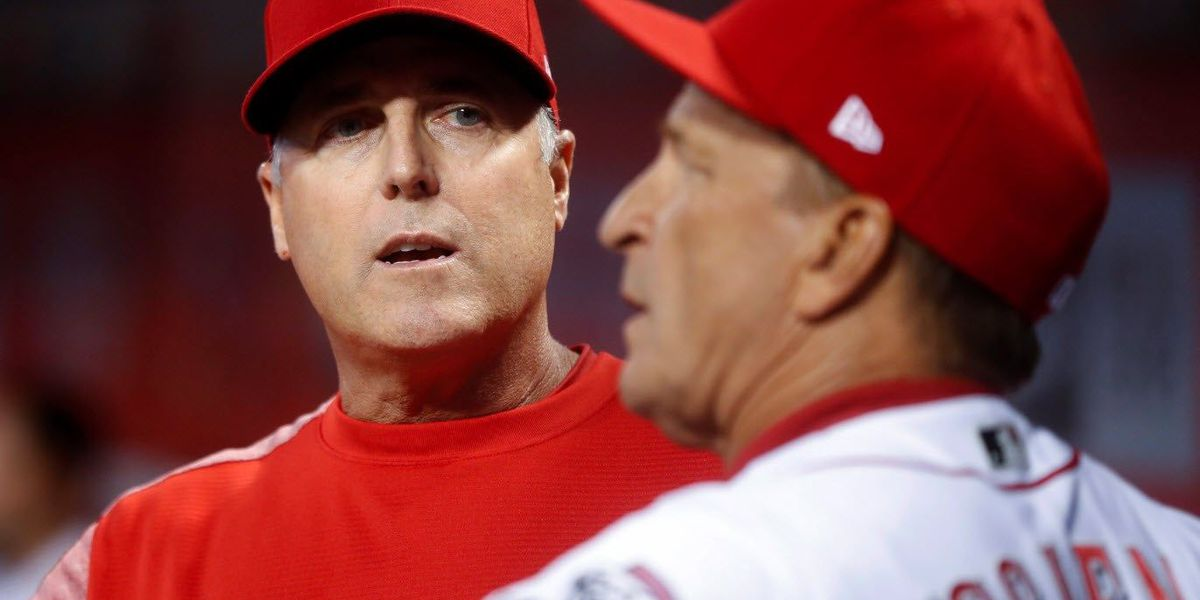 Reds fire manager Bryan Price