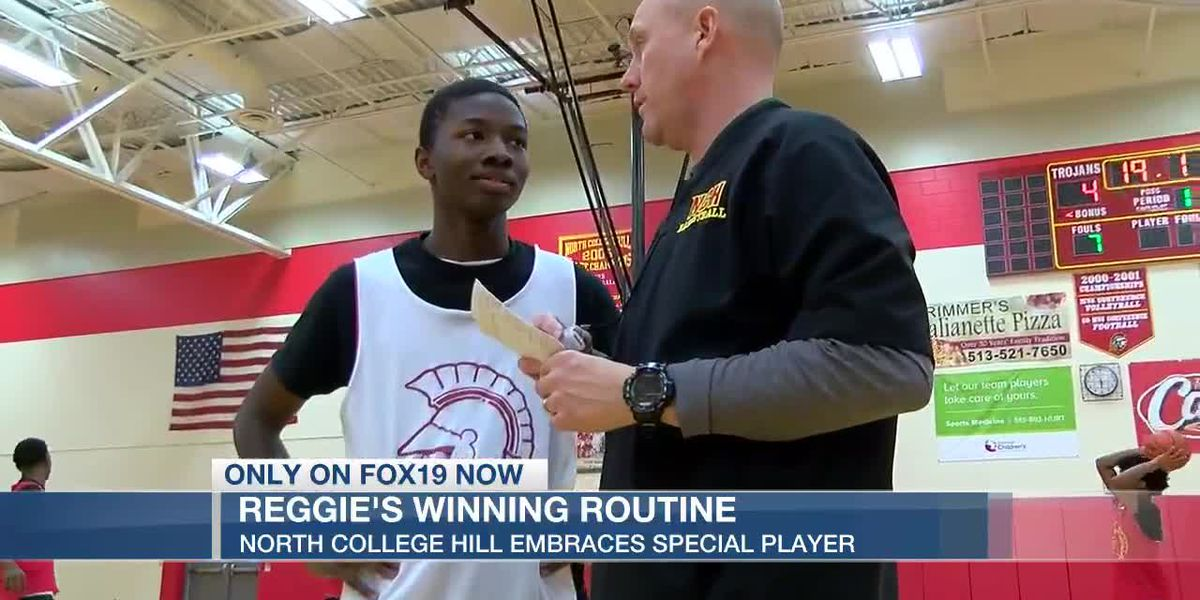 North College Hill basketball player inspiring an entire community