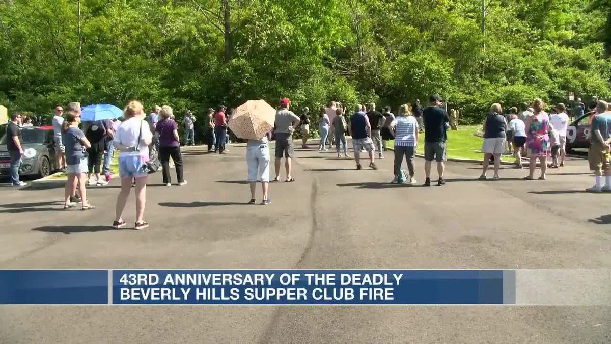 43rd anniversary of deadly Beverly Hills Supper Club fire