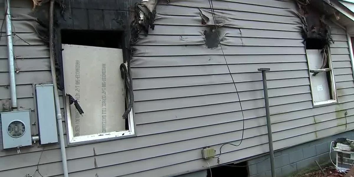 Ga. boy helps 2-year-old sister, dog escape house fire through window