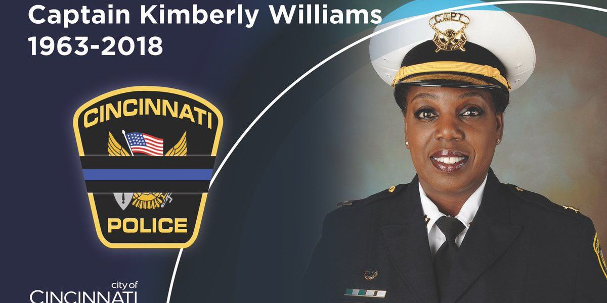 Cincinnati Police Chief: Capt. Williams, 'It was truly an honor'