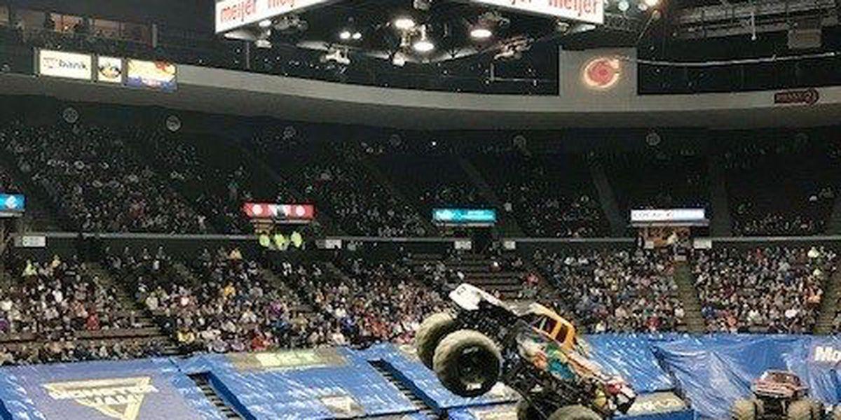 Monster Jam hits US Bank Arena