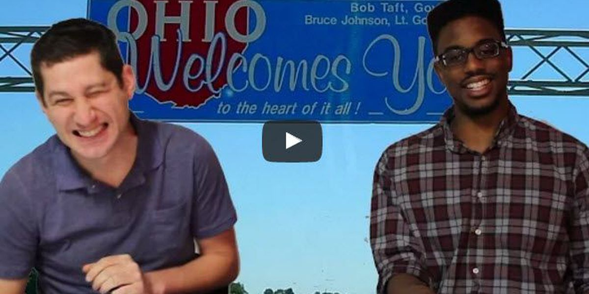 Watch people try to pronounce Ohio city names