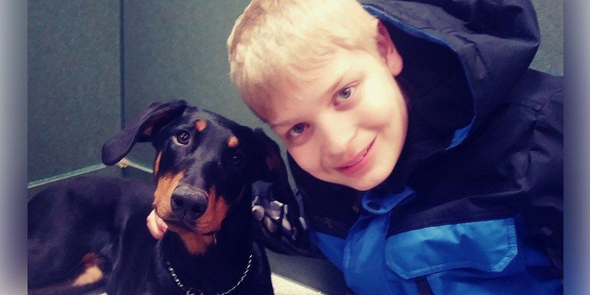 Hamilton mother raising money for autistic son's service dog