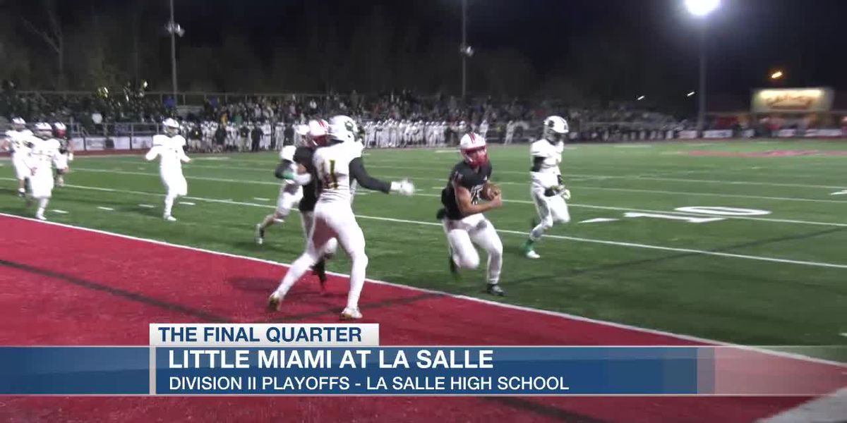 La Salle shuts out Little Miami