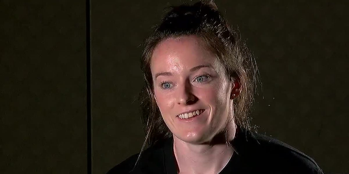 World Cup star Rose Lavelle: '(Cincinnati) is the city that's built me'