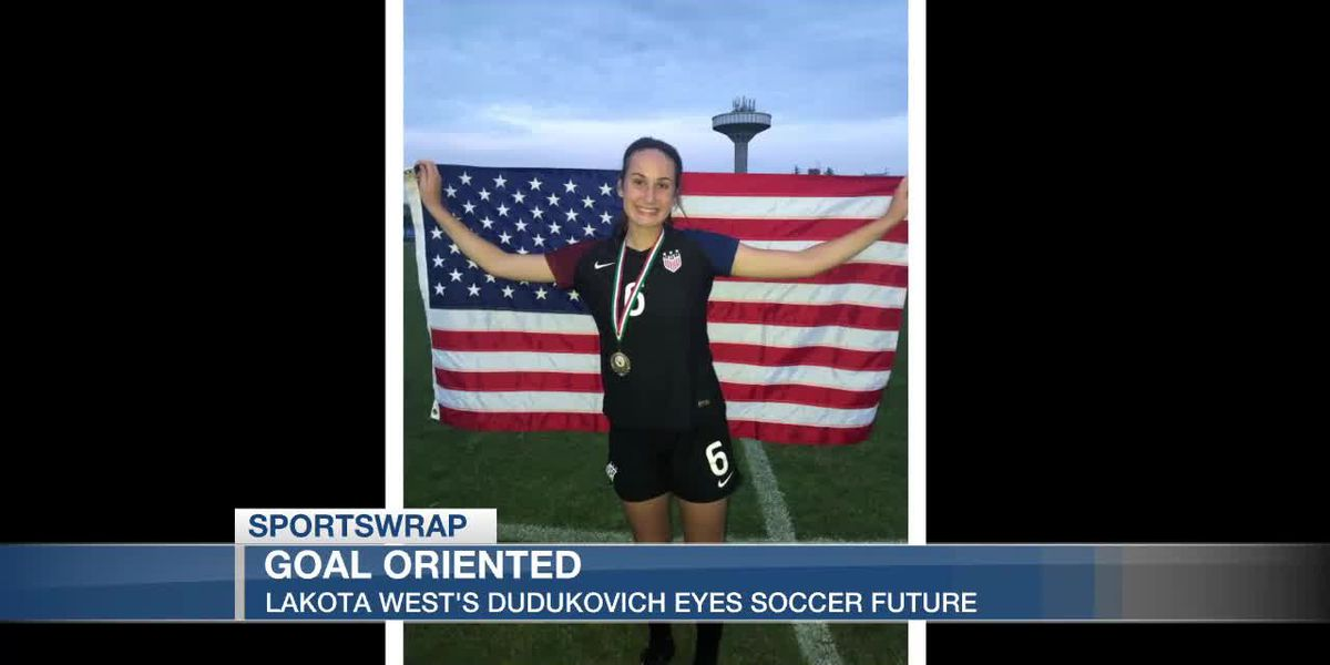Lakota West star is Goal Oriented