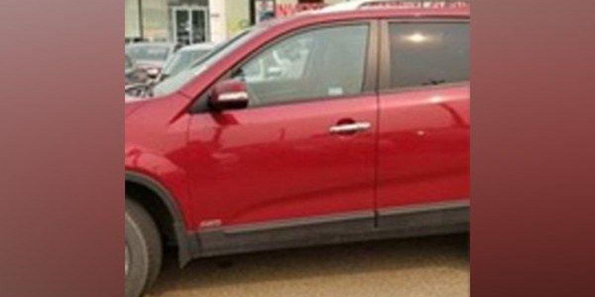 Police: Keys left in car stolen from hotel parking lot