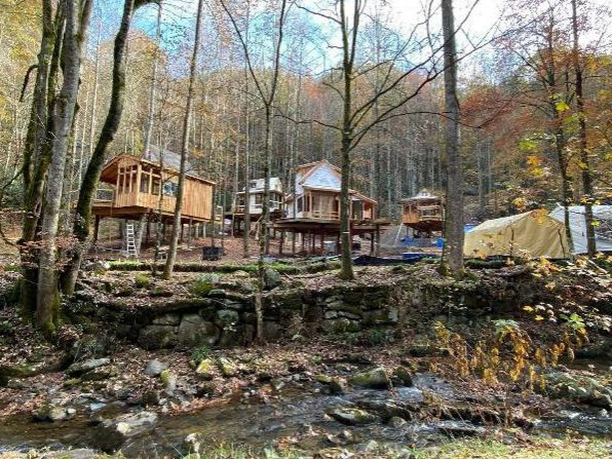 Gatlinburg to get treehouse resort in 2020