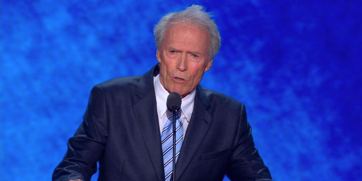 Clint Eastwood expresses support for Bloomberg, criticism of Trump