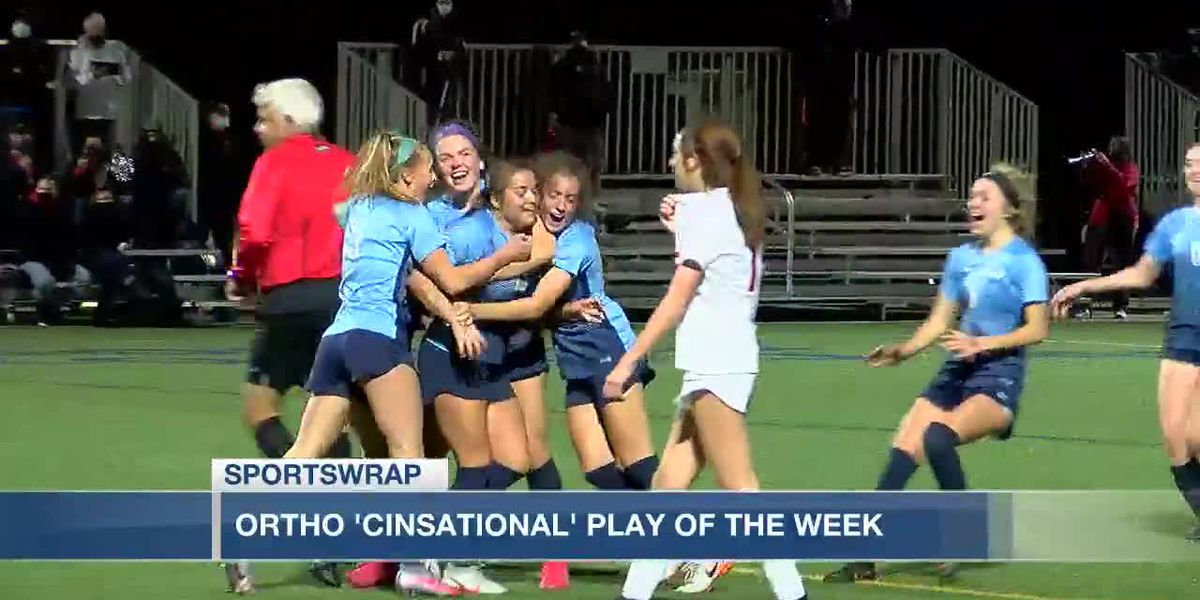 Ortho Cinsational play of the week - MND's Emma Frey