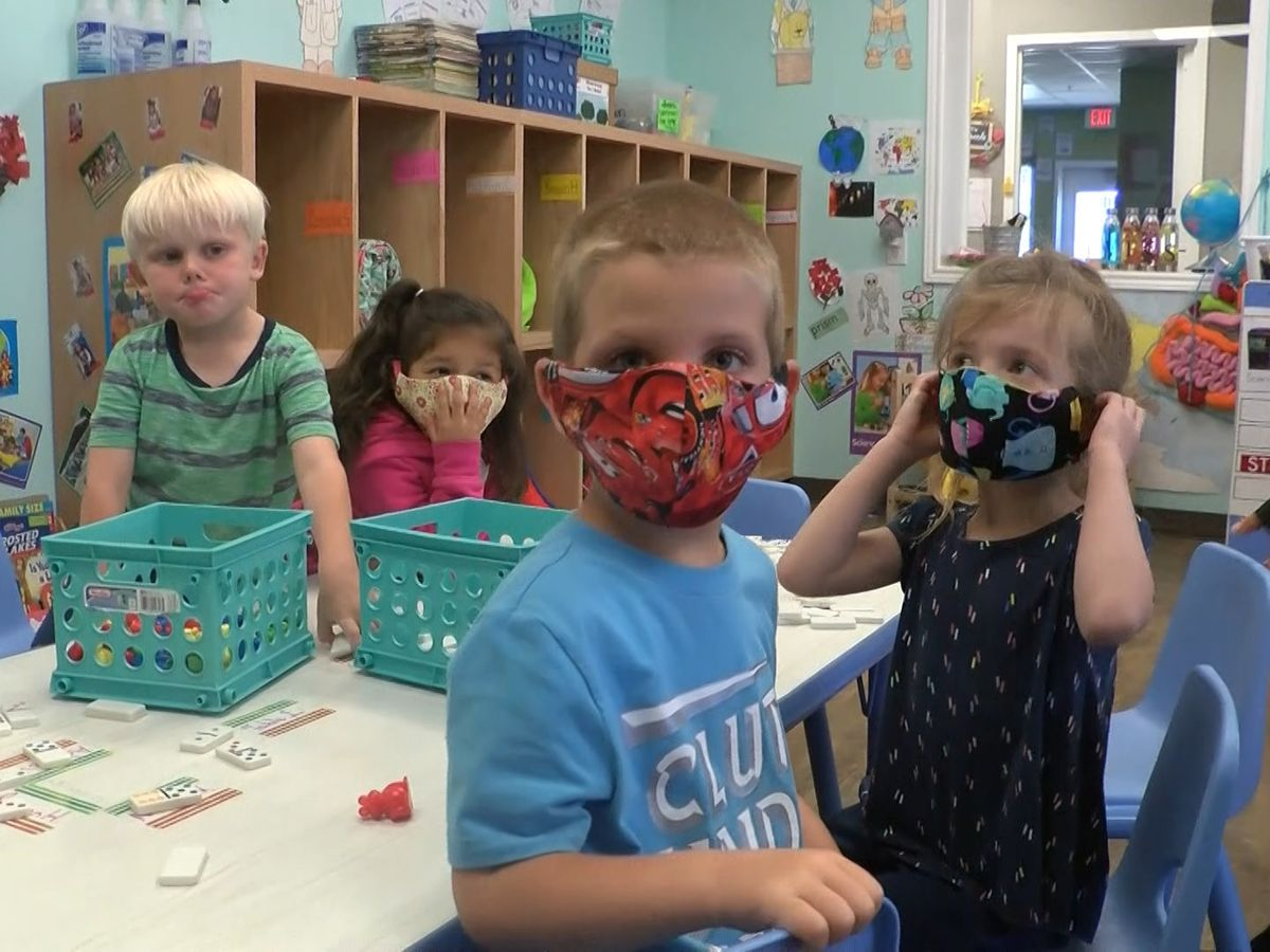 New mask program for kids starting as Gov. Beshear says COVID-19 cases increasing among children