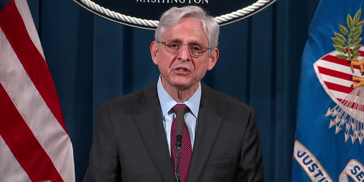 AG Garland: DOJ to investigate conduct of Minneapolis police