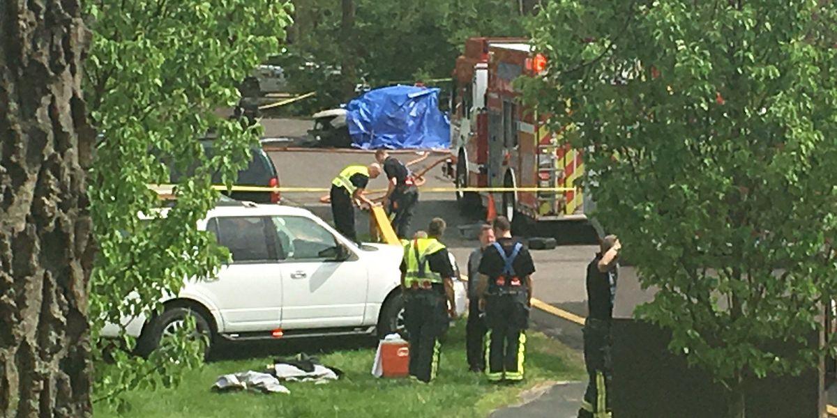 Victim ID'ed in fatal Sharonville car fire