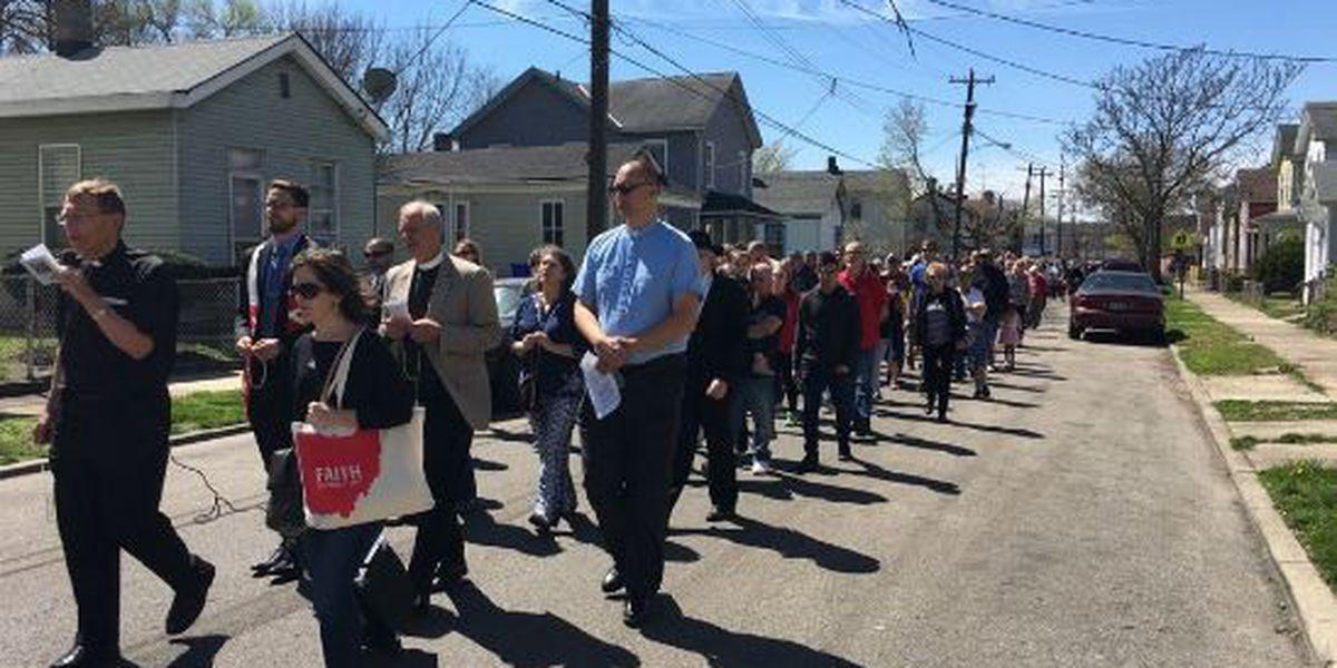 Leaders, faith community plea to stop deportation of Fairfield mom